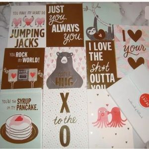 10 Studio Ink Love Greeting Cards Hallmark ❤️